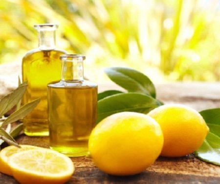 лимон и масло для чистки печени