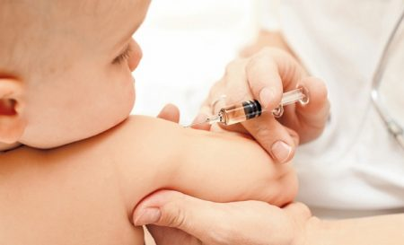 прививка гепатита новорожденным